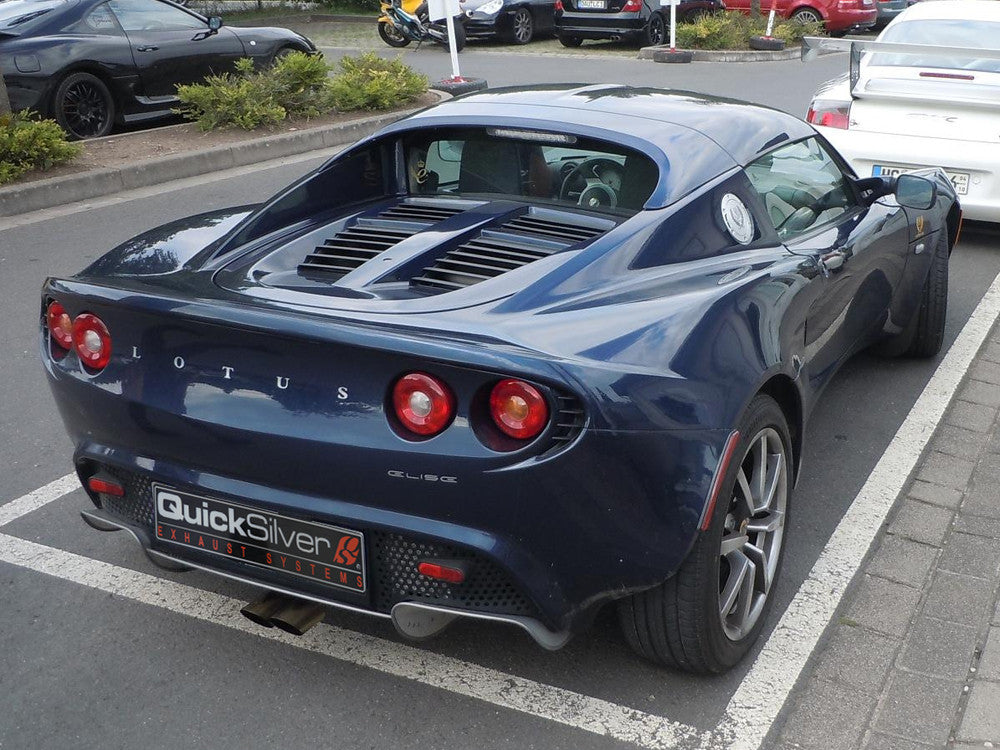 Lotus Elise ALL Toyota Engine 1.8 Sport Exhaust (2004-11 ...