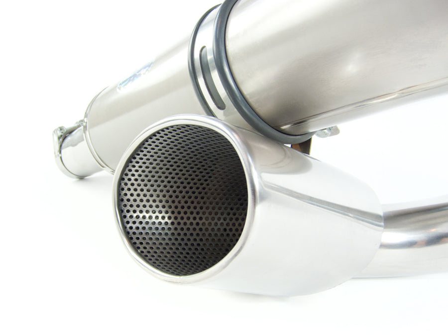 Lotus Elise all Toyota Engine 1.8 Sport Exhaust (2004-11)