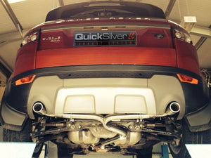 Range Rover Evoque SD4 Diesel - Sport Exhaust System (2011 on)