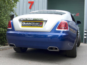 Rolls -Royce Ghost - Sport Exhaust Rear Sections (2016 on)