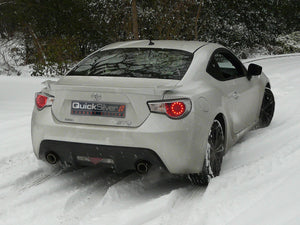 Toyota GT86 - Sport Exhaust System (2012 on)