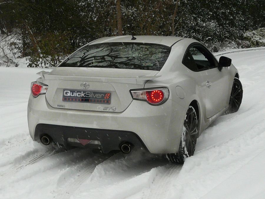Subaru BRZ - Sport Exhaust System (2012 on)