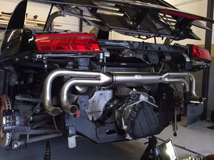 Lamborghini Gallardo ALL variants Titan inc. Active Sport Exhaust (2010-13)
