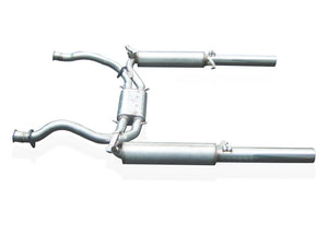 Maserati Quattroporte III V8 Stainless Steel Exhaust (1979-90)