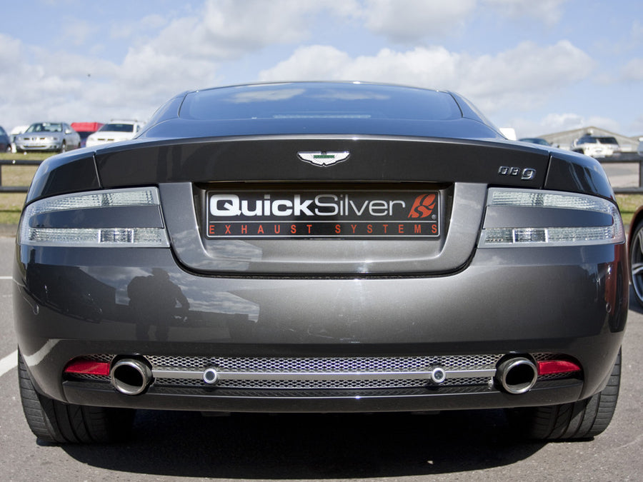 Aston Martin DB9 Sport OR SuperSport Exhaust (2004 on)
