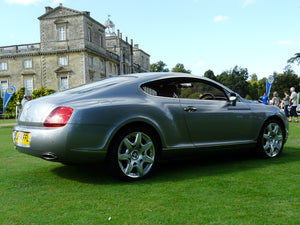 Bentley Continental GT, GTC and Super Sports (all W12) - Sport Exhaust with Titanium option (2004-17)