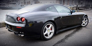Ferrari 612 Sport Exhaust (2005 on)