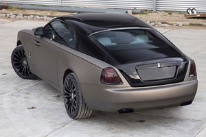 Rolls Royce Wraith - Sport Exhaust Rear Sections (2014 on)