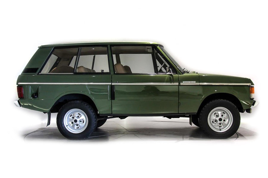 Range Rover 3.5 - Stainless Steel Exhaust (1970-75)