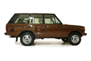 Range Rover 3.5 - Stainless Steel Exhaust (1976-82)
