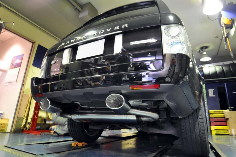 Range Rover 5 litre SuperCharged Sport Exhaust (2009-13)