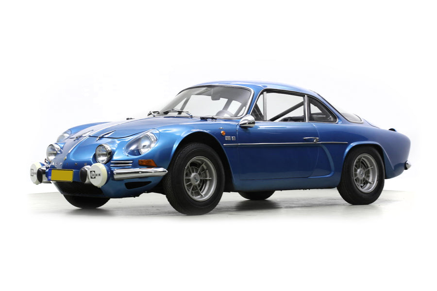 Renault-Alpine A110 Various - Stainless Steel Exhaust (1959-77)