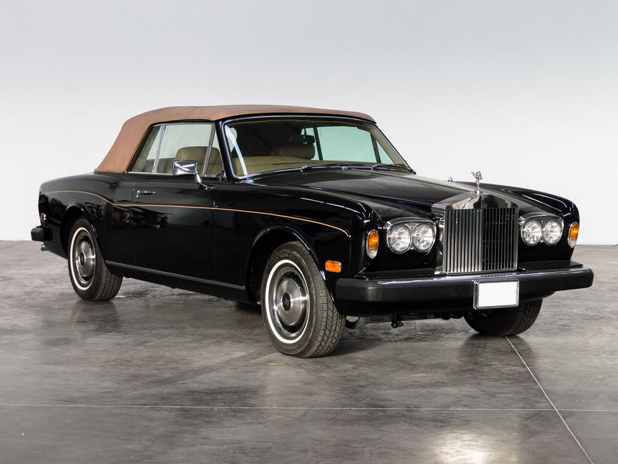 Rolls Royce Corniche - Stainless Steel Exhaust (1979-87)