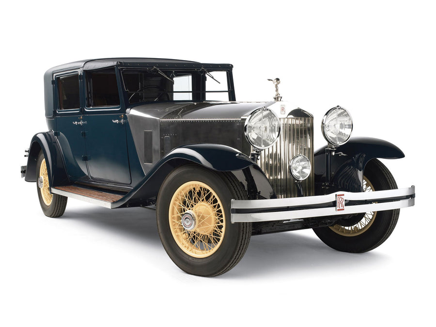 Rolls Royce Phantom II - Stainless Steel Exhaust (1929-35)
