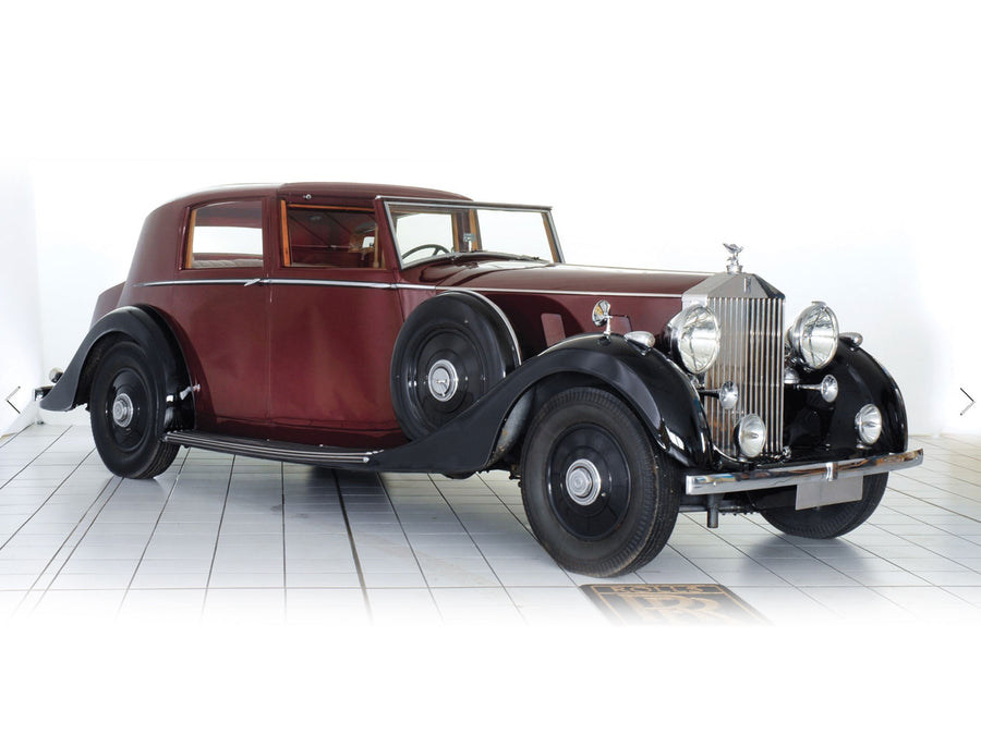 Rolls Royce Phantom III - Stainless Steel Exhaust (1935-39)