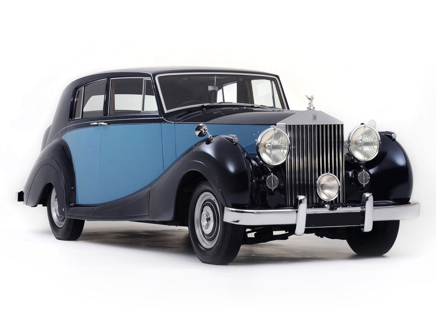 Rolls Royce Phantom IV - Stainless Steel Exhaust (1950-56)