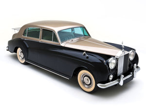 Rolls Royce Silver Cloud 1 - Stainless Steel Exhaust (1955-59)