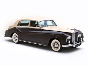 Rolls Royce Silver Cloud 3 - Stainless Steel Exhaust (1962-65)