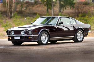 Aston Martin V8 Stainless Steel Collectors 2.5 inch (1973-89)