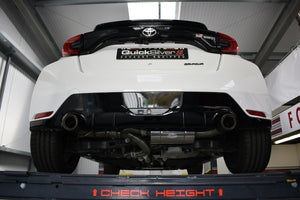 Toyota Yaris GR Sport Exhaust System with Sound Architect