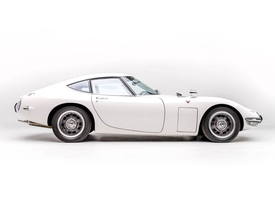 Toyota 2000 GT - Stainless Steel Exhaust (1967-70)