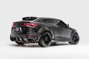 Lamborghini Urus Sound Architect Sport Exhaust inc. TITANIUM Option (2018 on)
