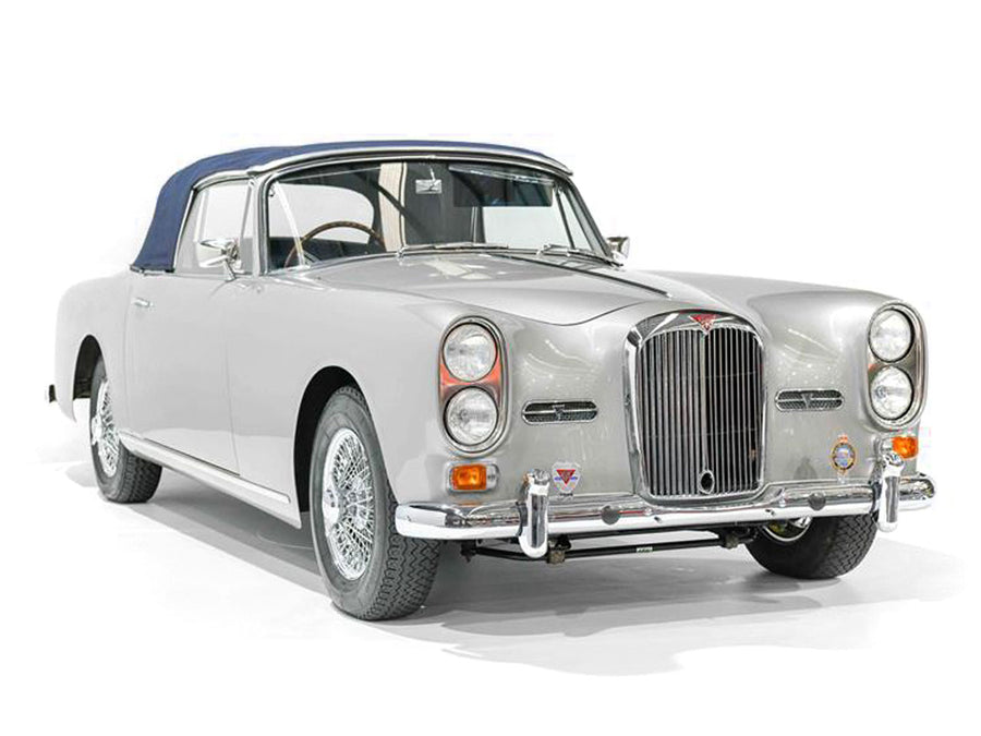 Alvis TE21 / TF21 - Stainless Steel Exhaust (1963-67)