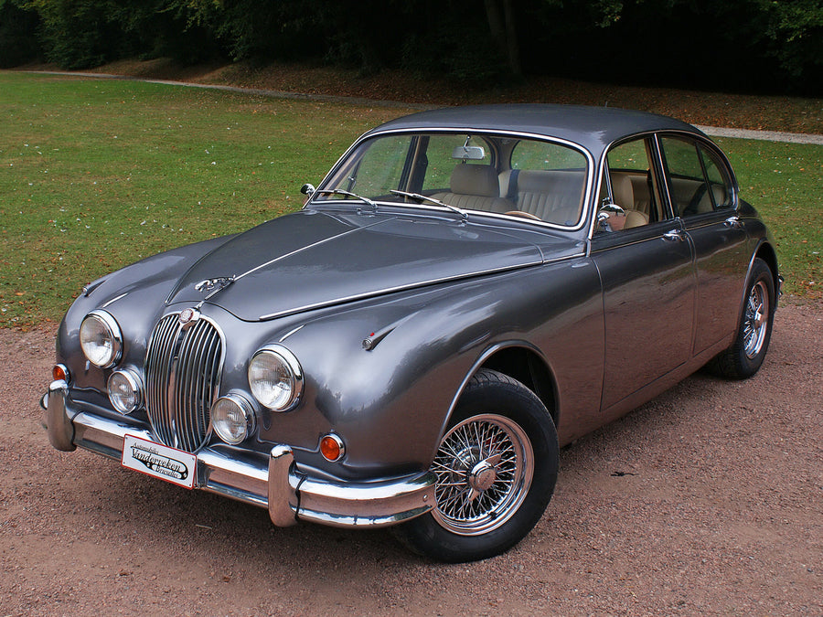Jaguar Mk 2 3.4 and 3.8 - Sport Exhaust System (1962-69)