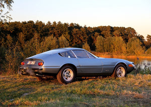 Ferrari 365 GTB 4 Daytona S2 Stainless Steel Exhaust (1970-73)