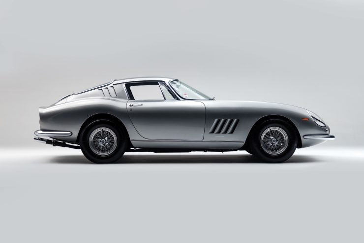 Ferrari 275 Gtb Gts Stainless Steel Exhaust (1964-66)