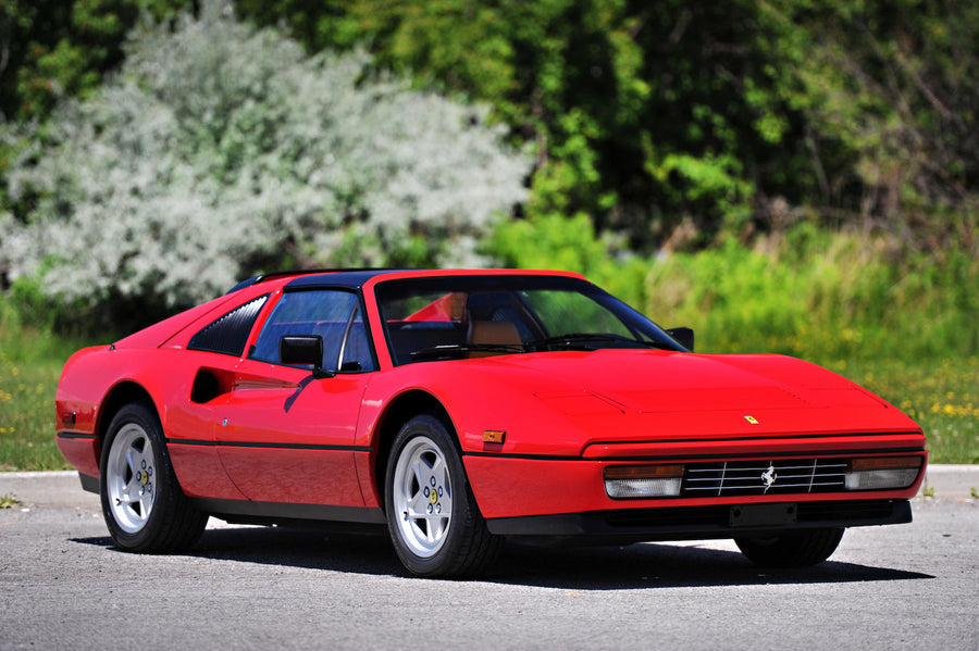 Ferrari 328 (USA and Japan Spec) Sport Exhaust (1987-89)