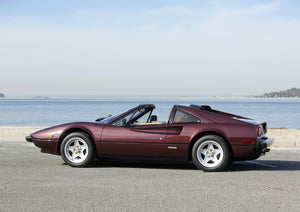 Ferrari 308 inj. (USA-Spec) Stainless Steel Exhaust (1981-82)