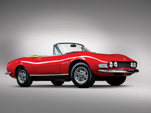 FIAT Dino 2.0 Coupe and Spider - Sports System - 2 Box (1967-69)