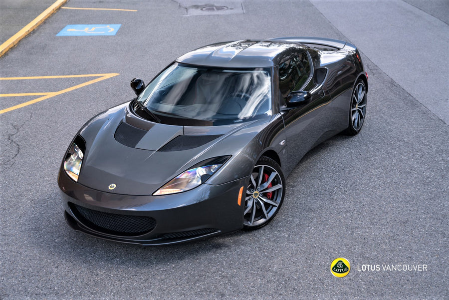 Lotus Evora inc. Evora S Sport Exhaust (2009-14)