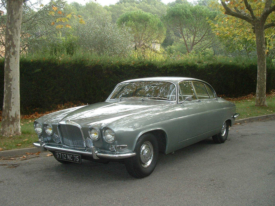 Jaguar Mk 10 and 420G - Stainless Steel Exhaust (1961-68)