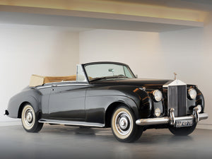 Rolls Royce Silver Dawn - Stainless Steel Exhaust (1949-55)