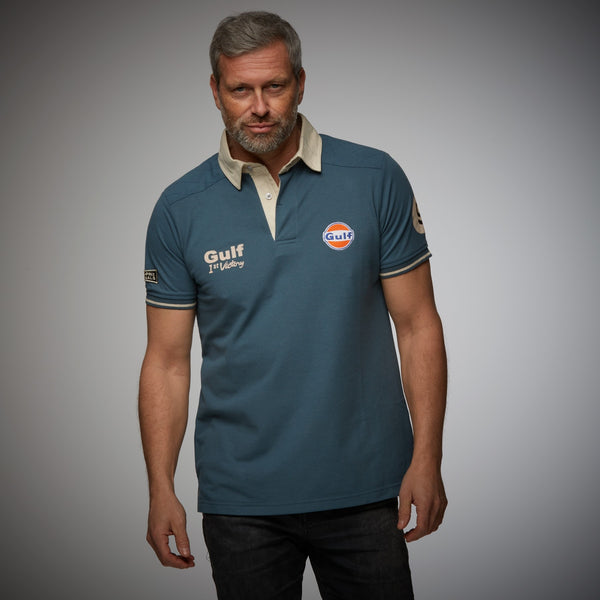 The Gulf Vintage Polo