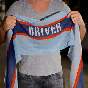 Driver Scarf Light Blue Men/Lady