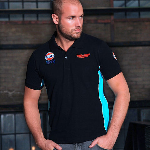 GPO Racing Polo Black