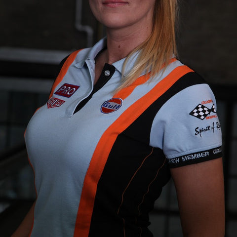 Lady Gulf Racing Team Polo
