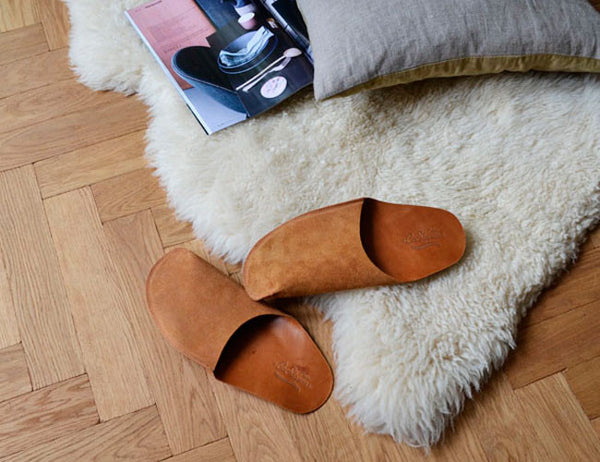 Why you should wear slippers in the house
