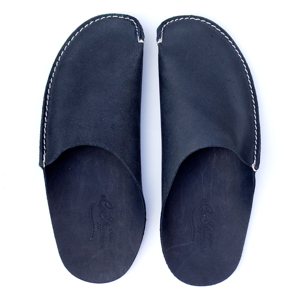 Black CP Slippers Minimalist for man and woman