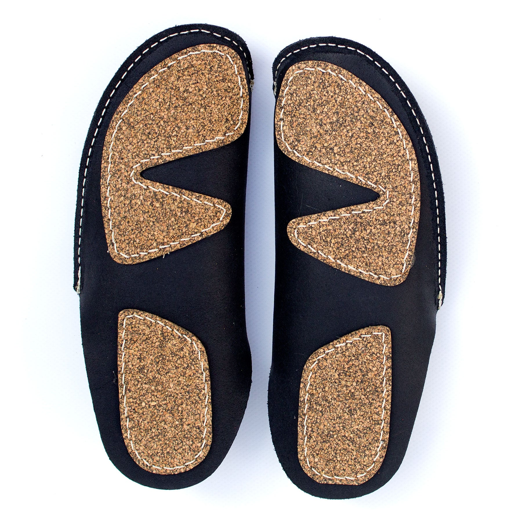 Black CP Slippers Luxe - CP Slippers
