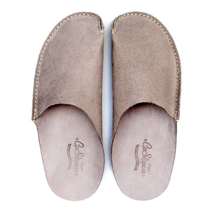 Gray CP Slippers minimalist for man and woman