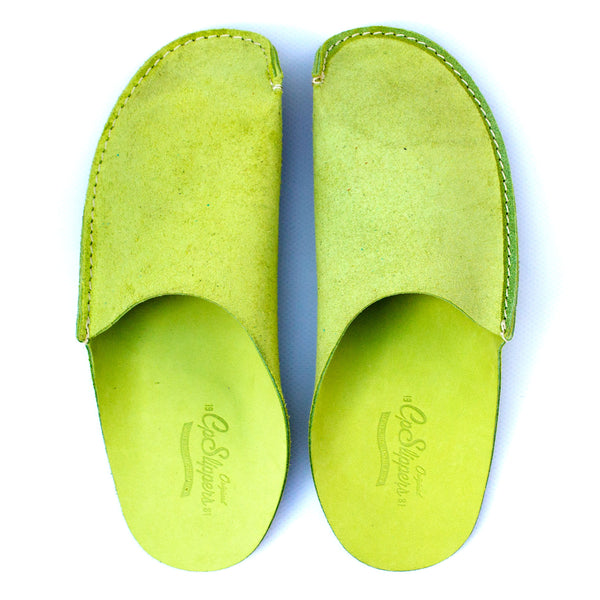 73ccd1a00226 Women s Leather Slippers Women Home Shoes by CP Slippers