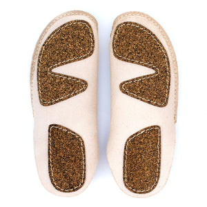 Natural CP Slippers Luxe - CP Slippers