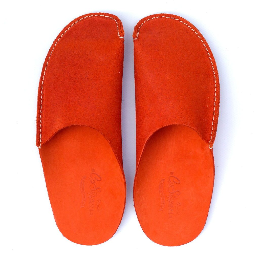 Orange CP Slippers Minimalist for man and woman