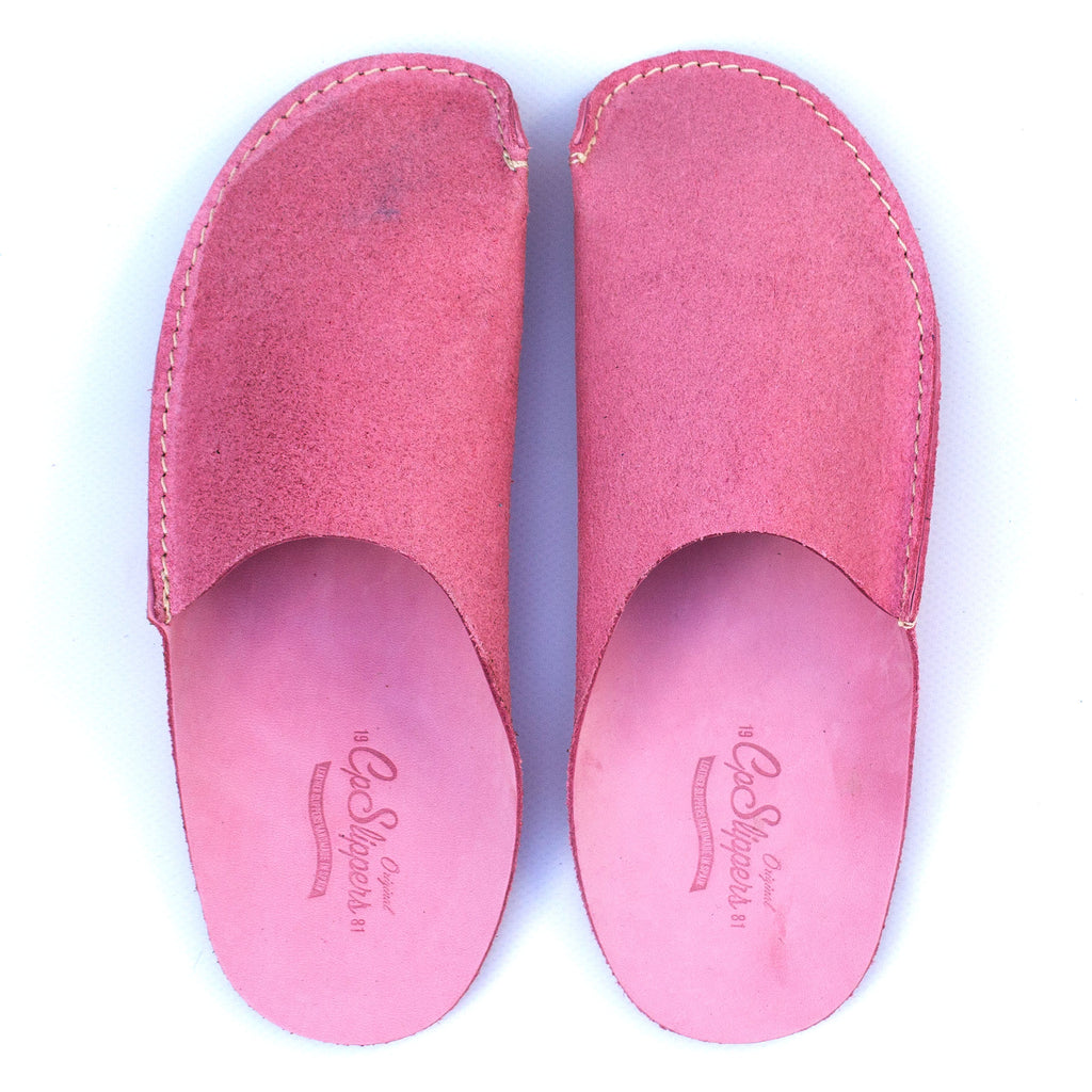 Pink CP Slippers minimalist for woman home shoes for girls
