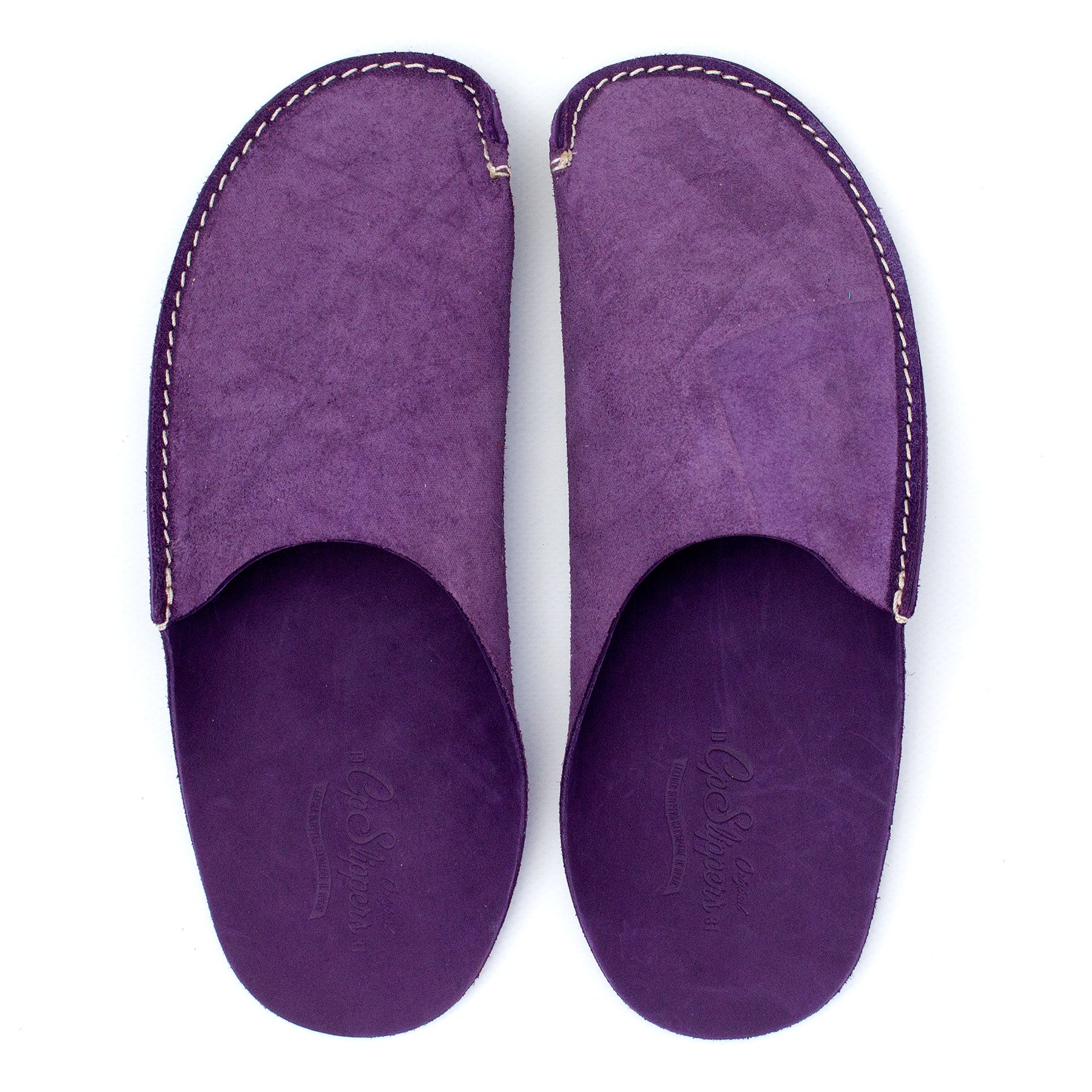 Violet CP Slippers Minimalist home shoes for man and woman