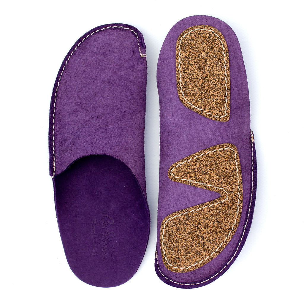 Violet CP Slippers Luxe - CP Slippers